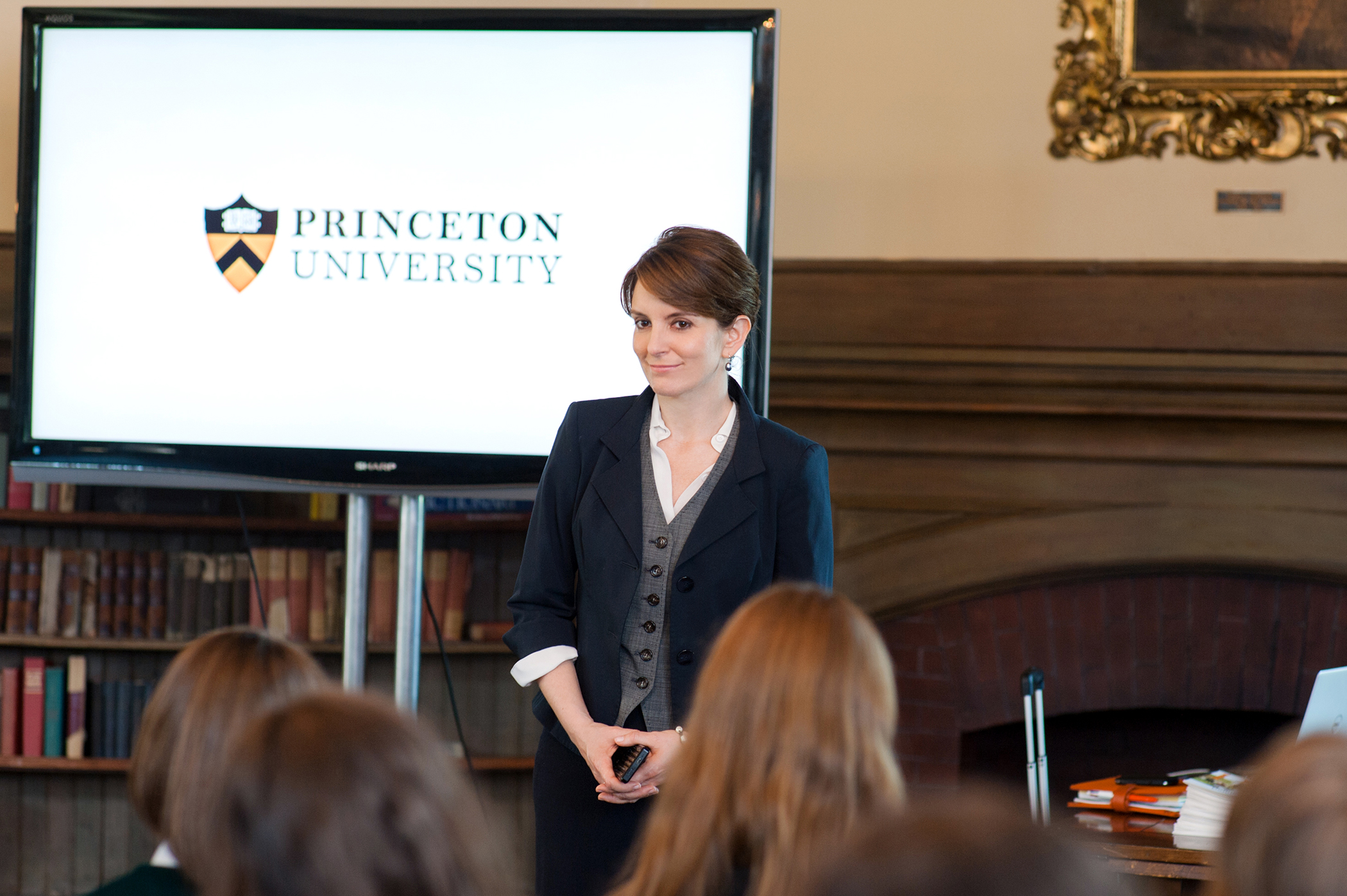 Tina Fey in ADMISSIONS