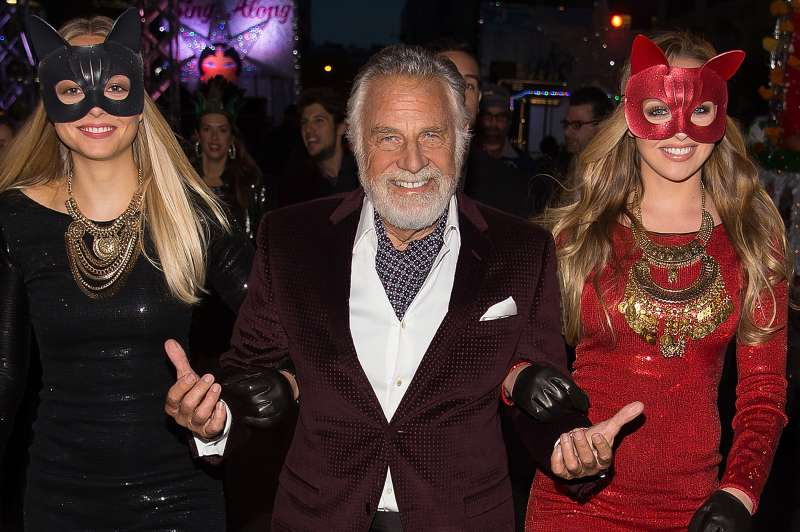 Jonathan Goldsmith, the actor who played  The Most Interesting Man in the World  in Dos Equis ads.