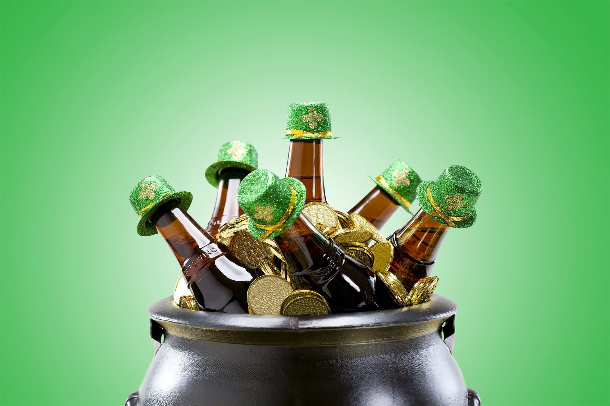 St. Patrick's Day by the Numbers | Money