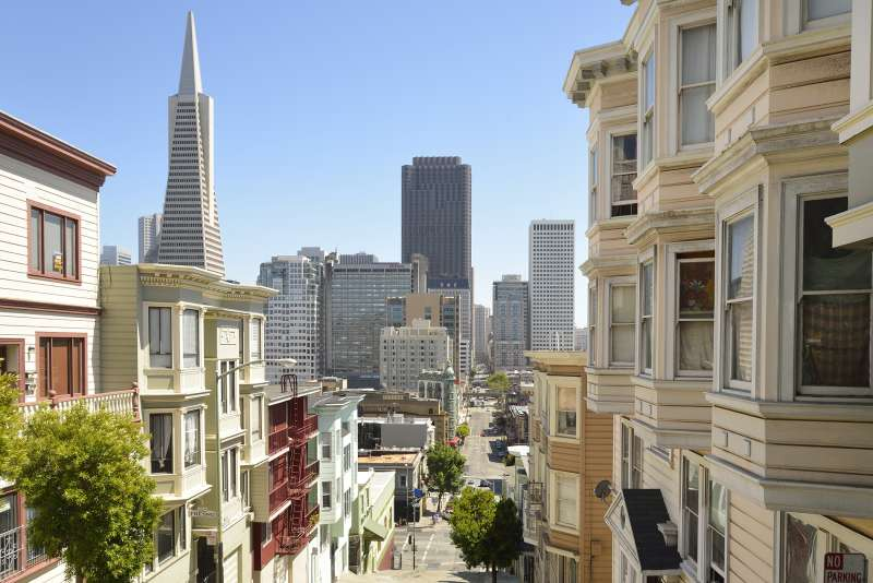 In San Francisco, the hills aren't the only thing that's steep.