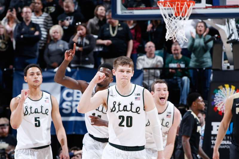 Michigan State plays Middle Tennessee in St. Louis on Friday, and ticket prices are cheap.