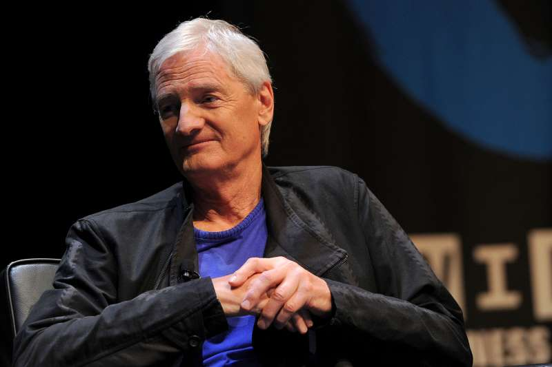 James Dyson, Inventor & Chief Engineer at Dyson.
