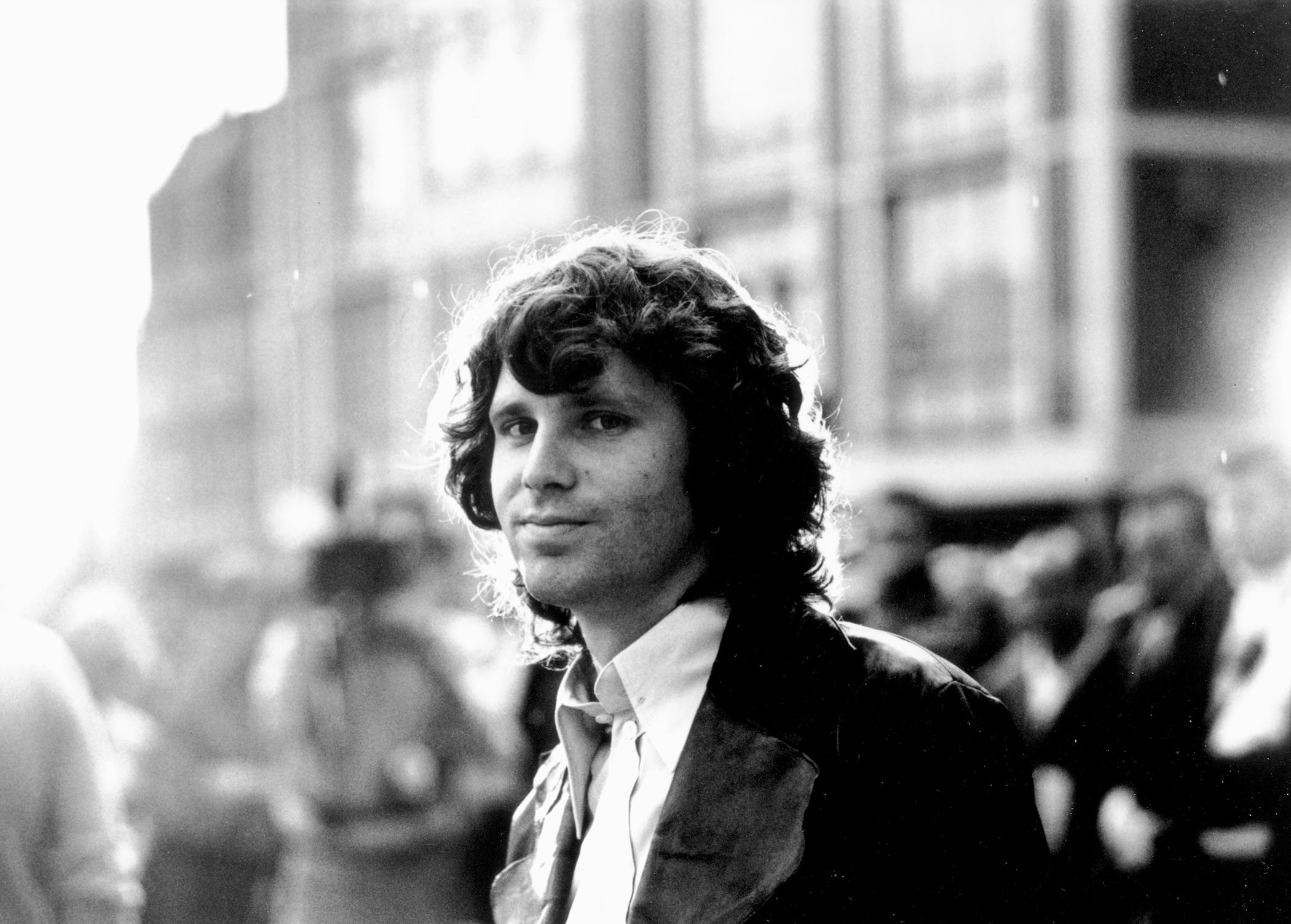 Jim Morrison, circa 1970