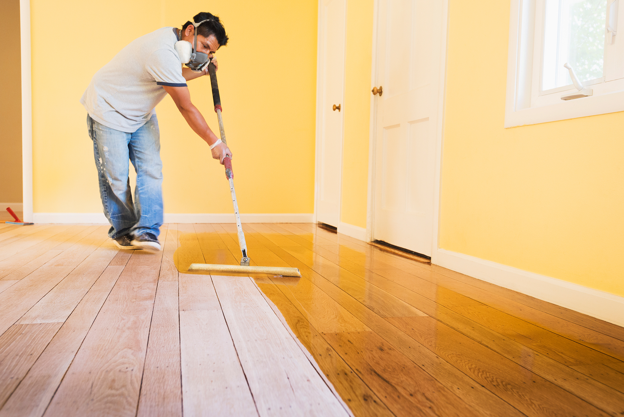 Refinishing Wood Floors 5 Things To Know Money,Dog Licking Paws Red