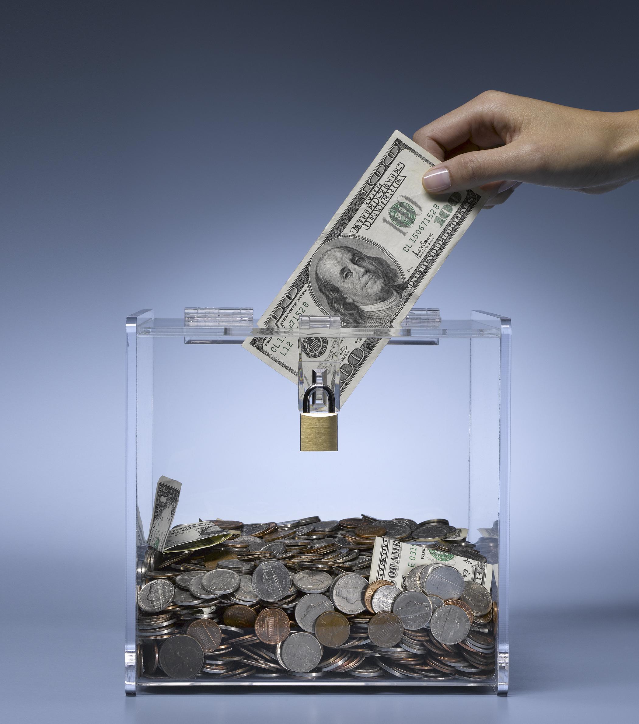 Картинки про сбор денег