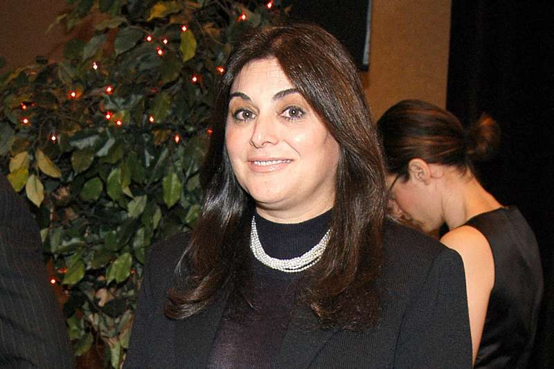 Andrea Greenberg was named CEO of MSG Networks last year.