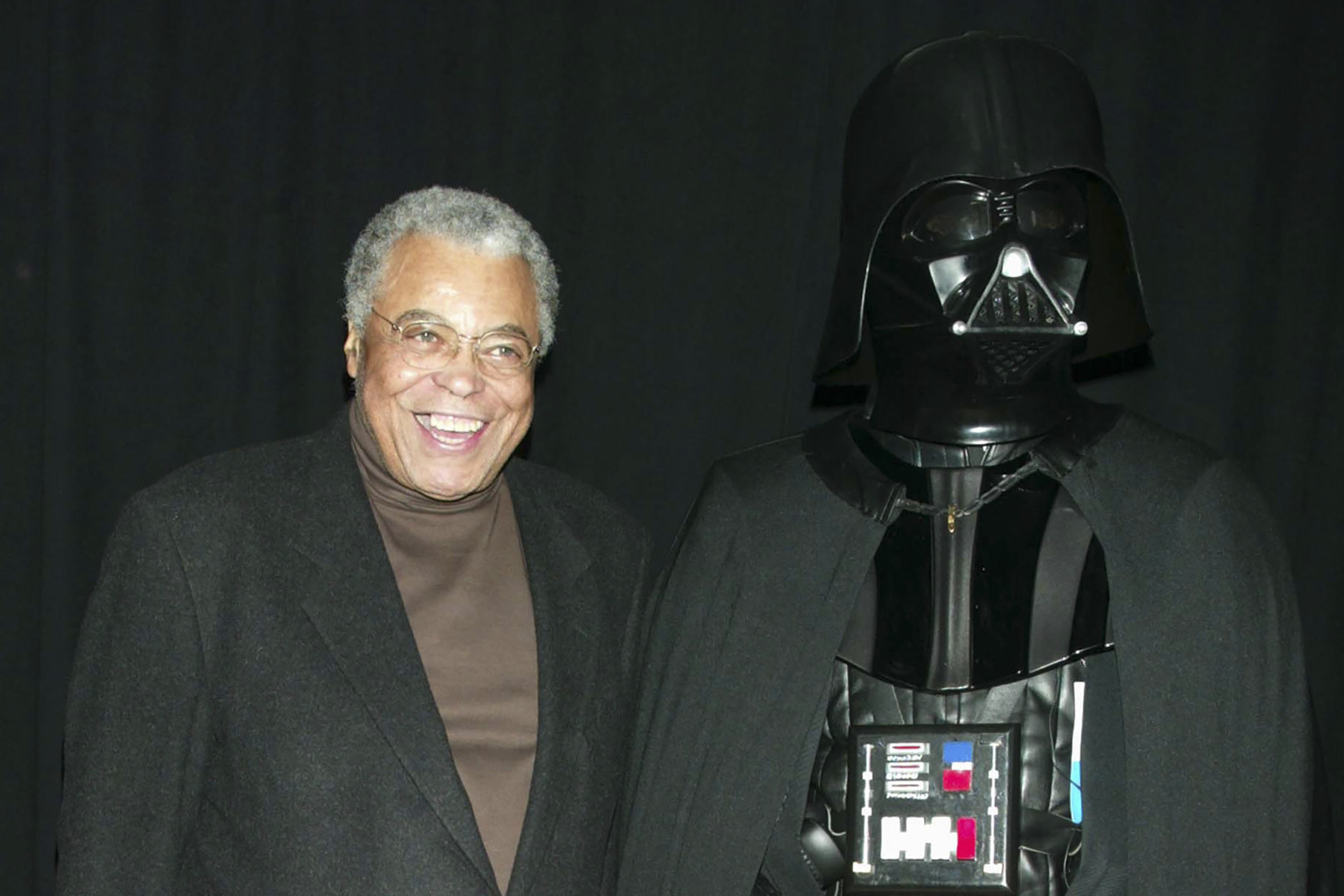 James Earl Jones & Darth Vader
