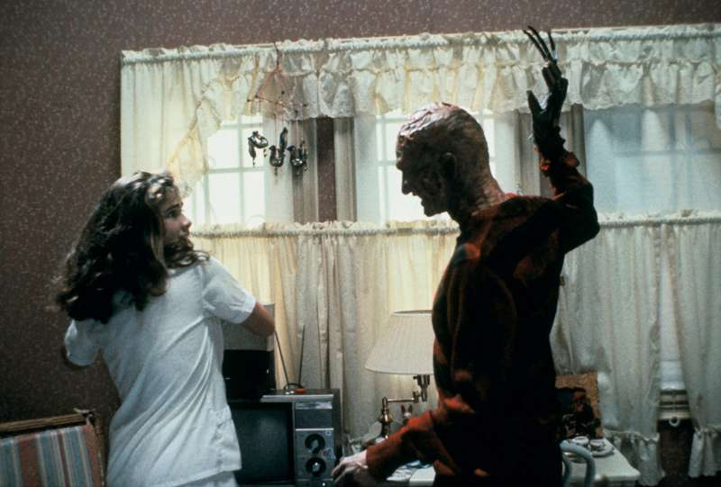 It's not just about Jason. There's a  Nightmare on Elm Street  marathon on Friday the 13th too.