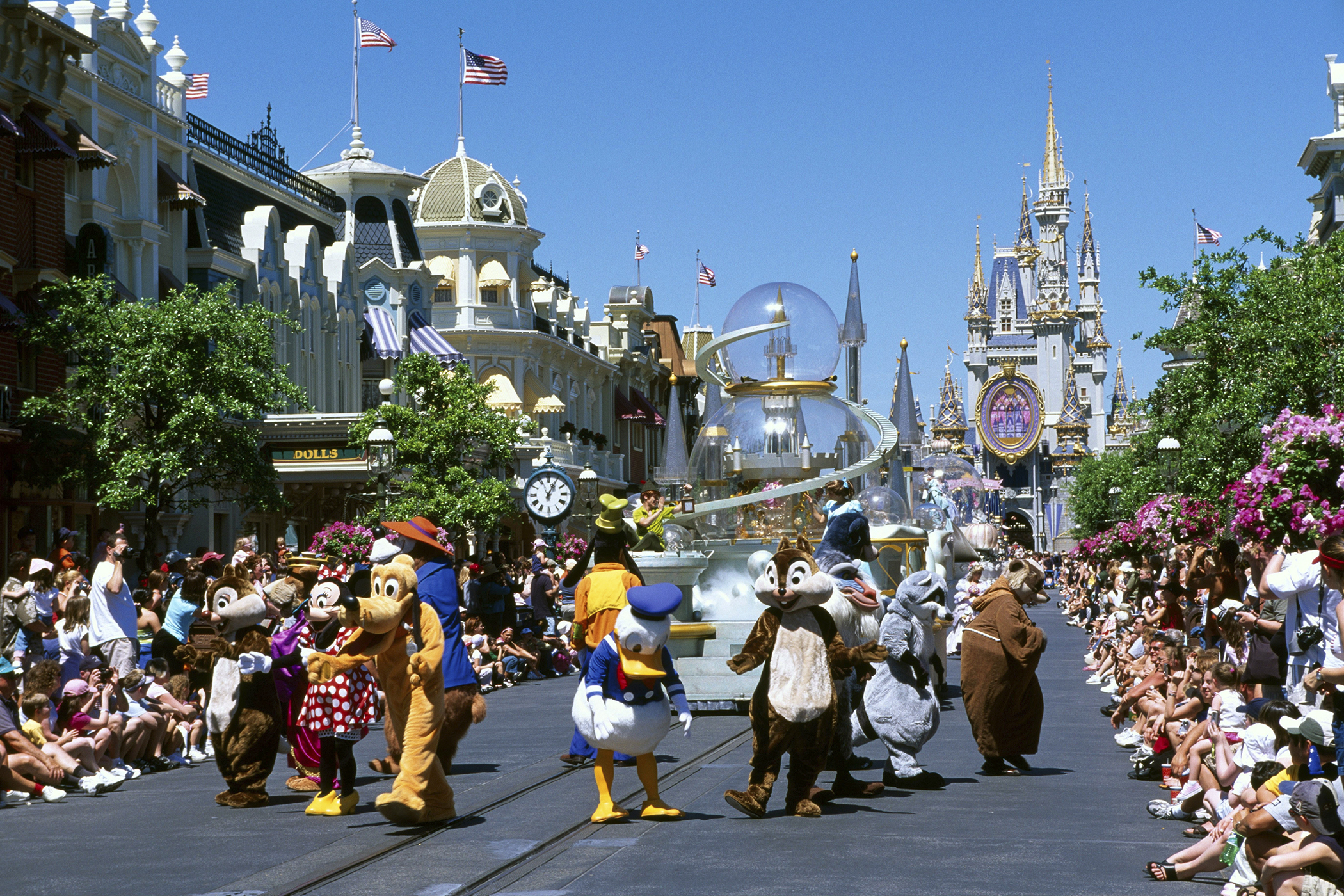 Magic Kingdom, Disneyworld, Disney World, Orlando