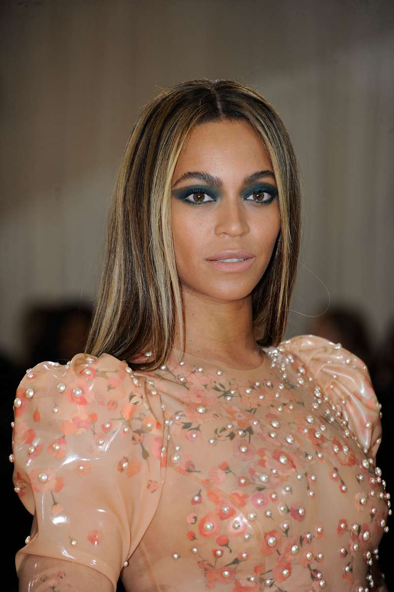 Beyonce Knowles attends  Manus x Machina: Fashion In An Age Of Technology  Costume Institute Gala at Metropolitan Museum of Art on May 2, 2016 in New York City.