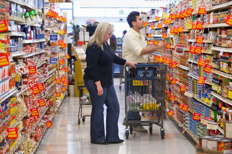 Low-income shoppers often find it difficult to take advantage of deals at the grocery store.