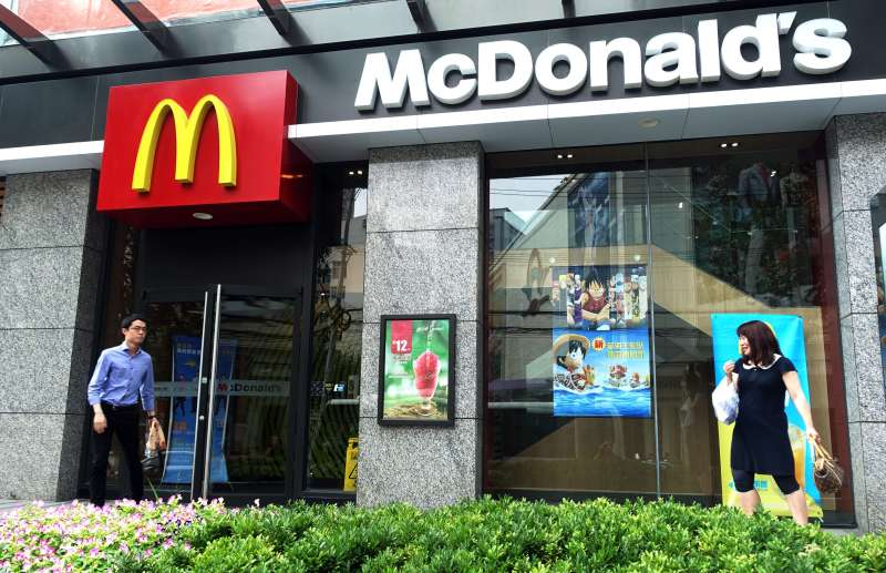 McDonald's can't keep pace with demand for garlic fries.