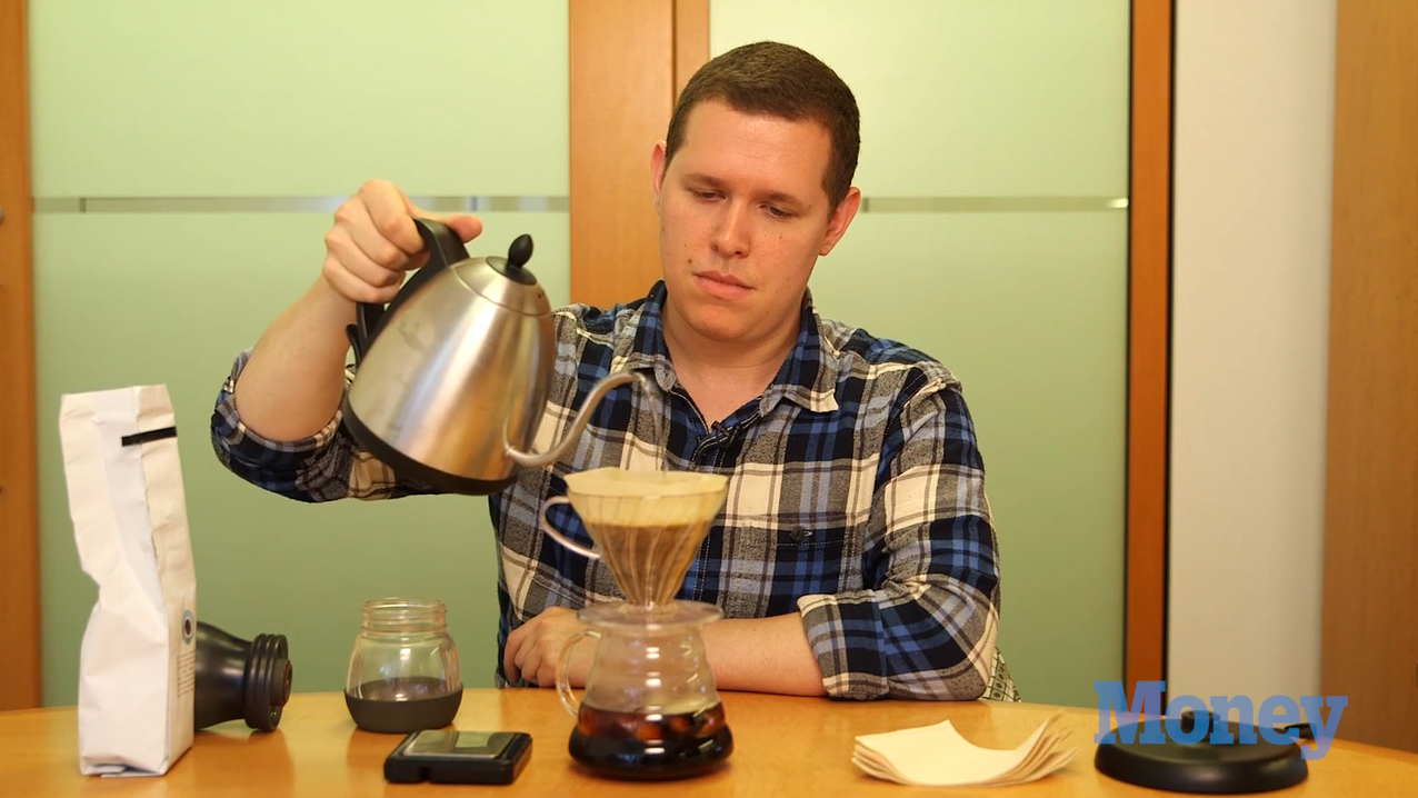 How to Brew a Perfect Cup of Iced Coffee...and Save Big Bucks