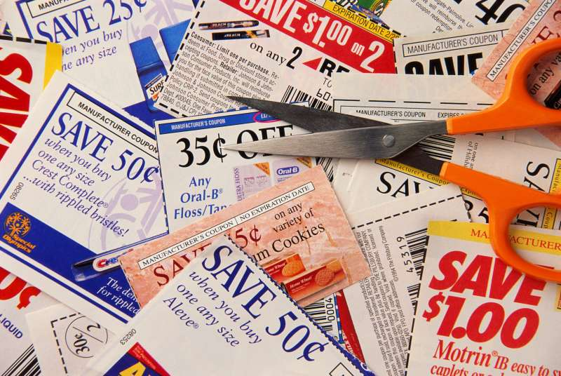 Nearly 9 in 10 millennials say they use coupons.