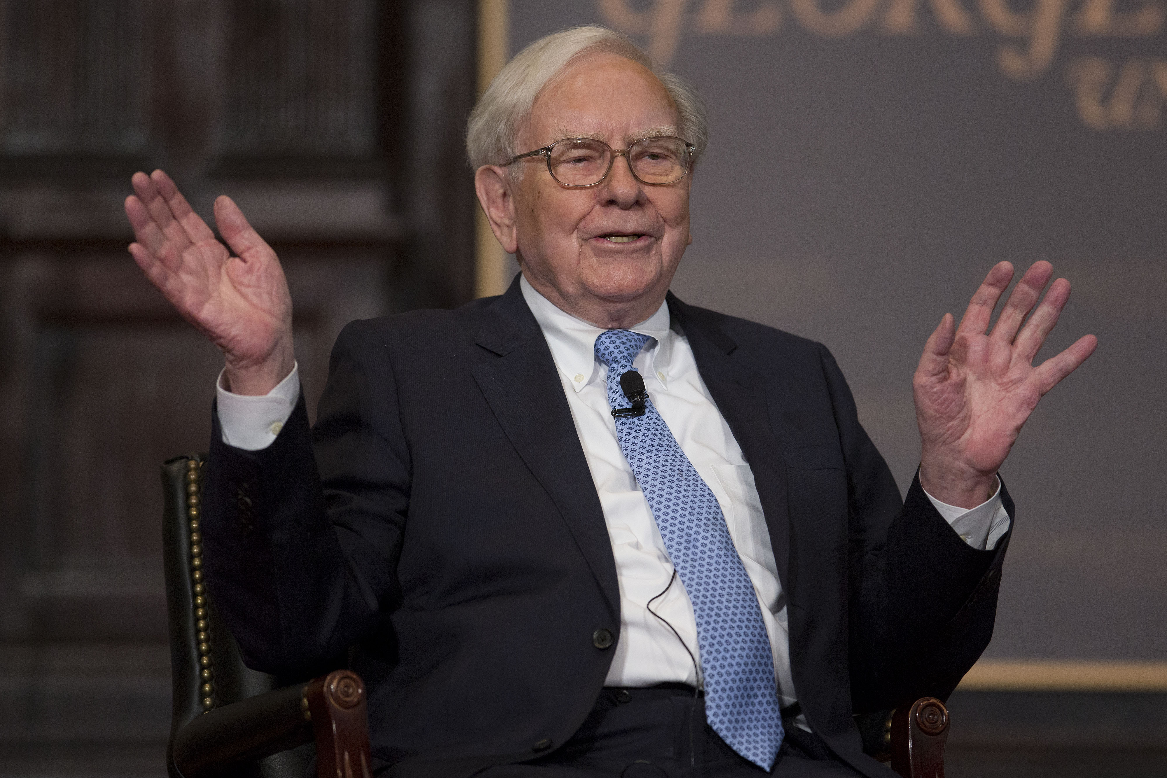 Warren Buffett's 4 Best Performing Stocks of 2016 So Far