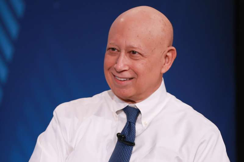Lloyd Blankfein, Chairman and CEO of Goldman Sachs, in an interview on February 3, 2016.