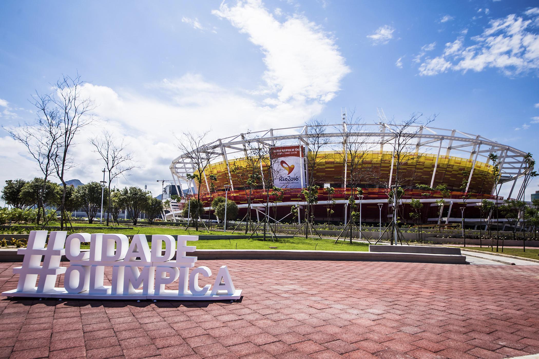 Centro Olímpico de Tenis, Rio de Janeiro