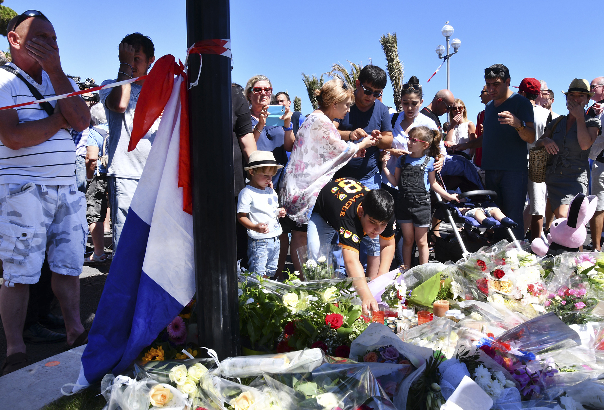 Nice Bastille Day Attack How To Help Victims And Their Families Money
