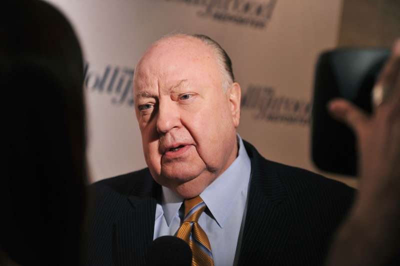 Roger Ailes, President of Fox News Channel attends the Hollywood Reporter celebration of  The 35 Most Powerful People in Media  at the Four Season Grill Room on April 11, 2012 in New York City.