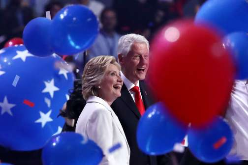 10 Role Models For Bill Clinton If He Becomes 'First Gentleman'