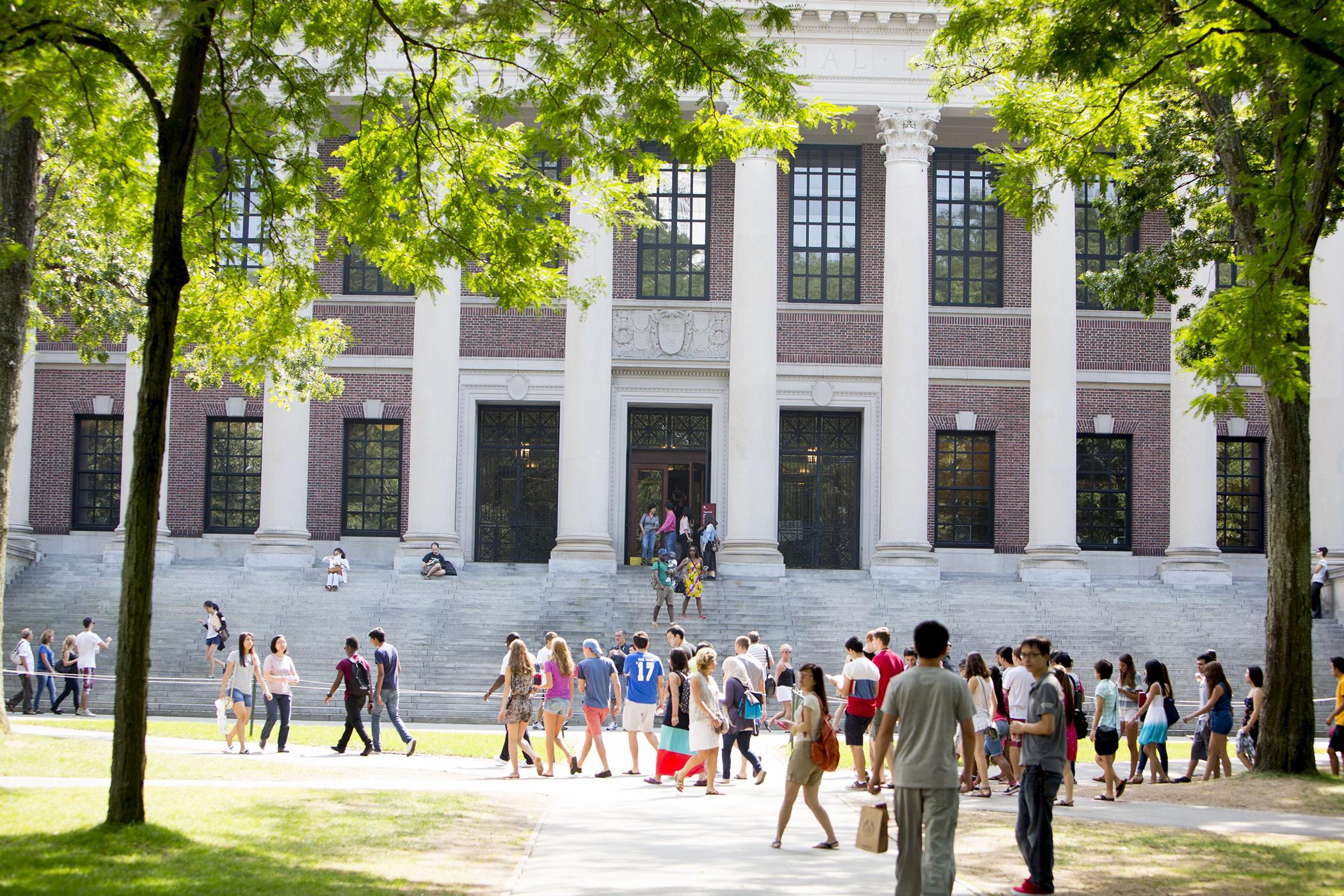 Rose Lincoln—Harvard University