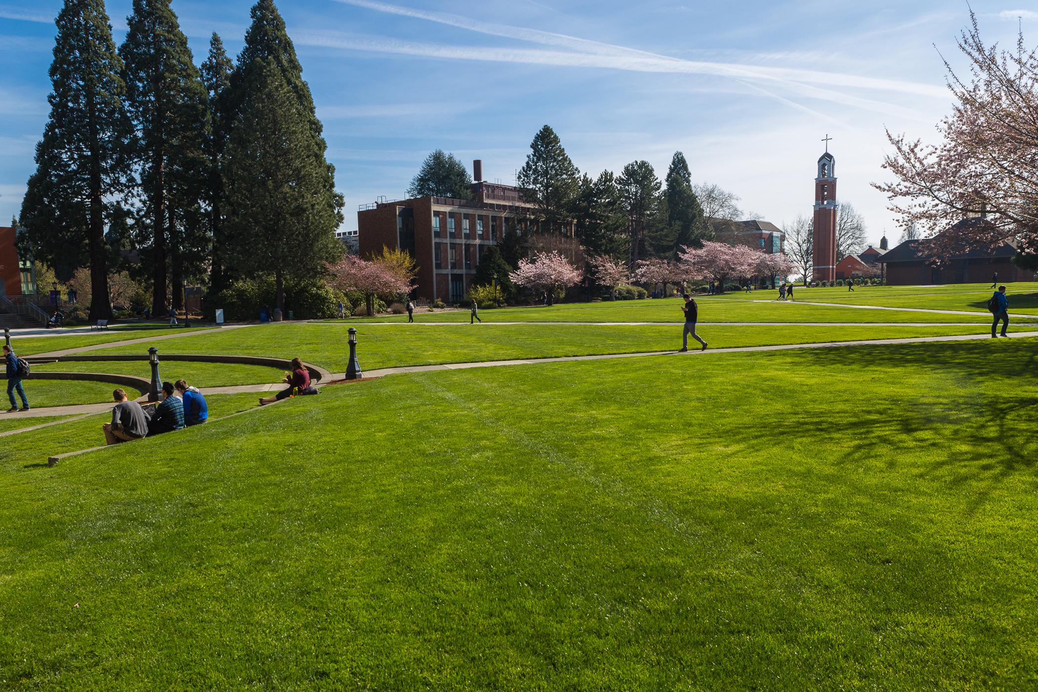 Courtesy of University of Portland