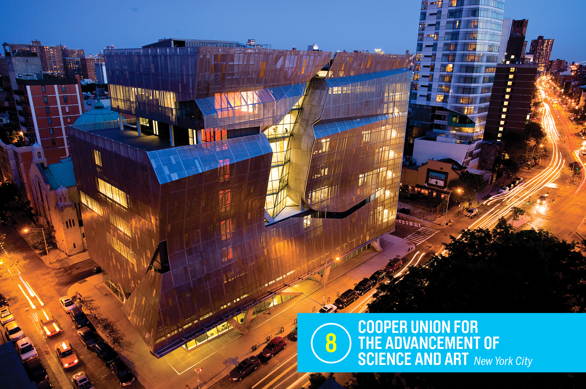 "<a href=""https://money.com/best-colleges/profile/cooper-union-for-the-advancement-of-science-and-art/"" target=""_blank"">Cooper Union</a> is unique—a small, urban school that offers degrees only in art, architecture, and engineering. Though Cooper Union no longer has the free tuition policy it was founded with, it's still much more affordable than other elite private colleges.                                        <a href=""https://money.com/best-colleges/profile/cooper-union-for-the-advancement-of-science-and-art/"" target=""_blank"">FULL PROFILE</a>"