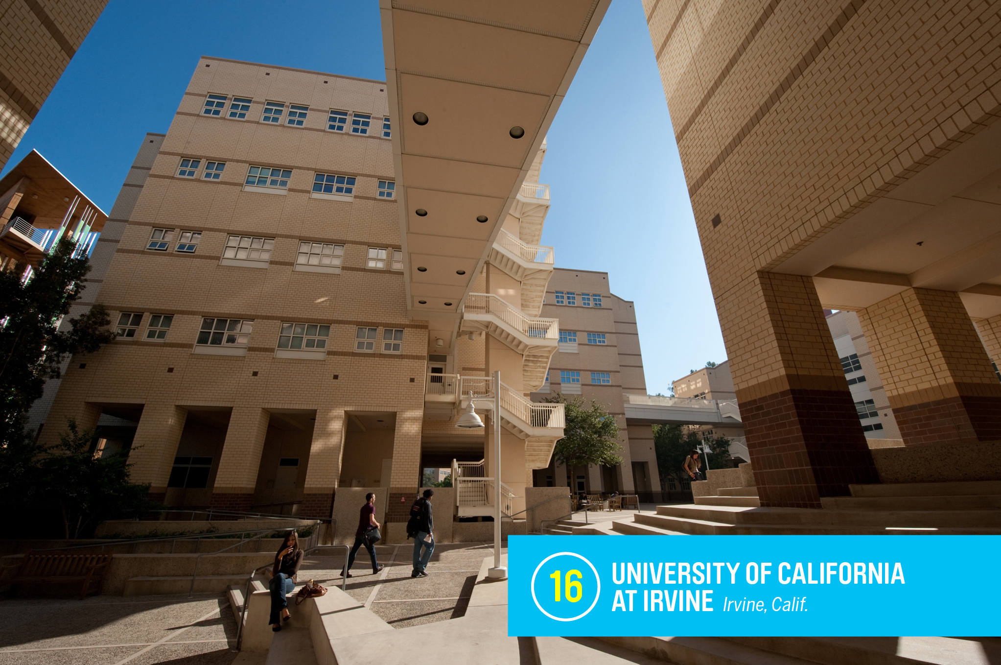 "<a href=""https://money.com/best-colleges/profile/university-of-california-irvine/"" target=""_blank"">UC-Irvine</a> shines in serving one of the most diverse student bodies in the country: More than 40% of students come from low-income families. Yet the school still boasts an 86% graduation rate—an impressive 41% higher than similar colleges. <a href=""https://money.com/best-colleges/profile/university-of-california-irvine/"" target=""_blank"">FULL PROFILE</a>"