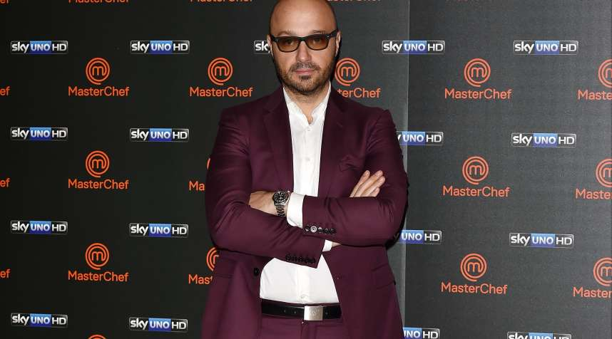 Joe Bastianich attends Masterchef Photocall on December 17, 2014 in Milan, Italy.