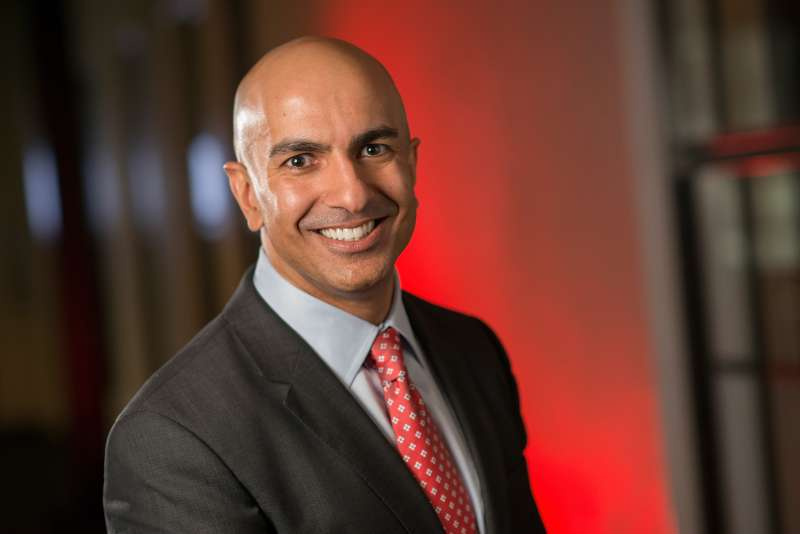 Neel Kashkari, President of the Minneapolis Fed.