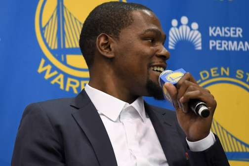 Kevin Durant's Sneaker Price Nearly Doubles