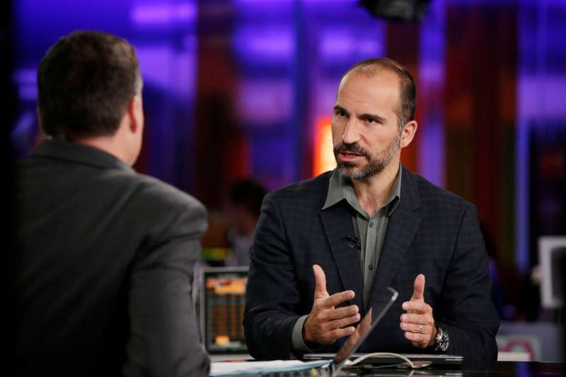 Expedia CEO Dara Khosrowshahi is one of the highest paid CEOs in the world.