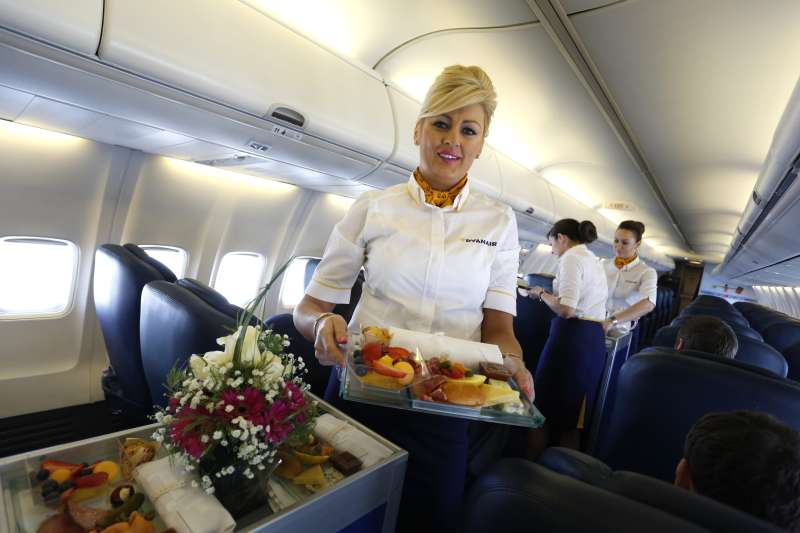Some airlines are bringing back free food and streaming services.