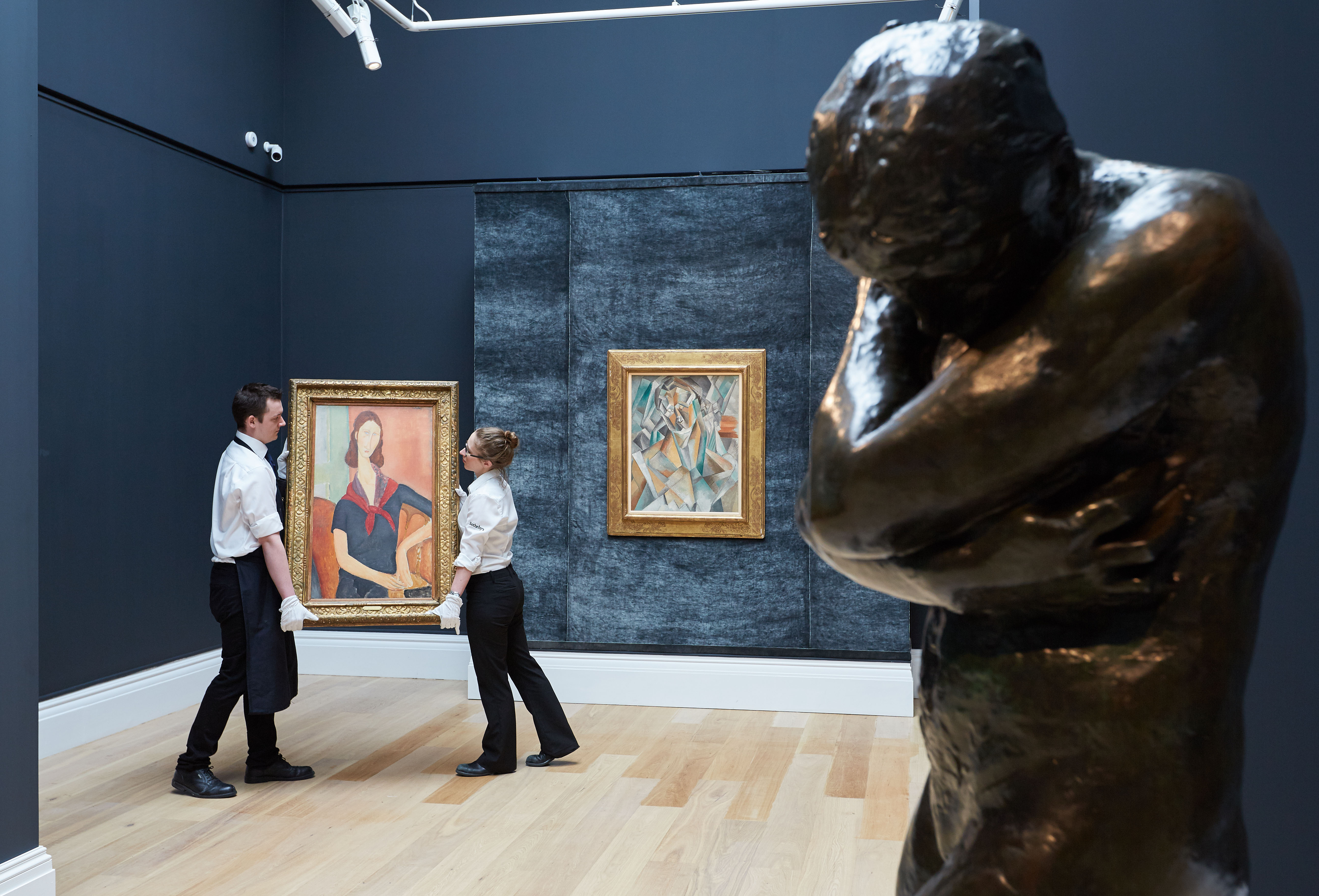 Here's the Priciest Painting Sotheby's Has Auctioned This Year