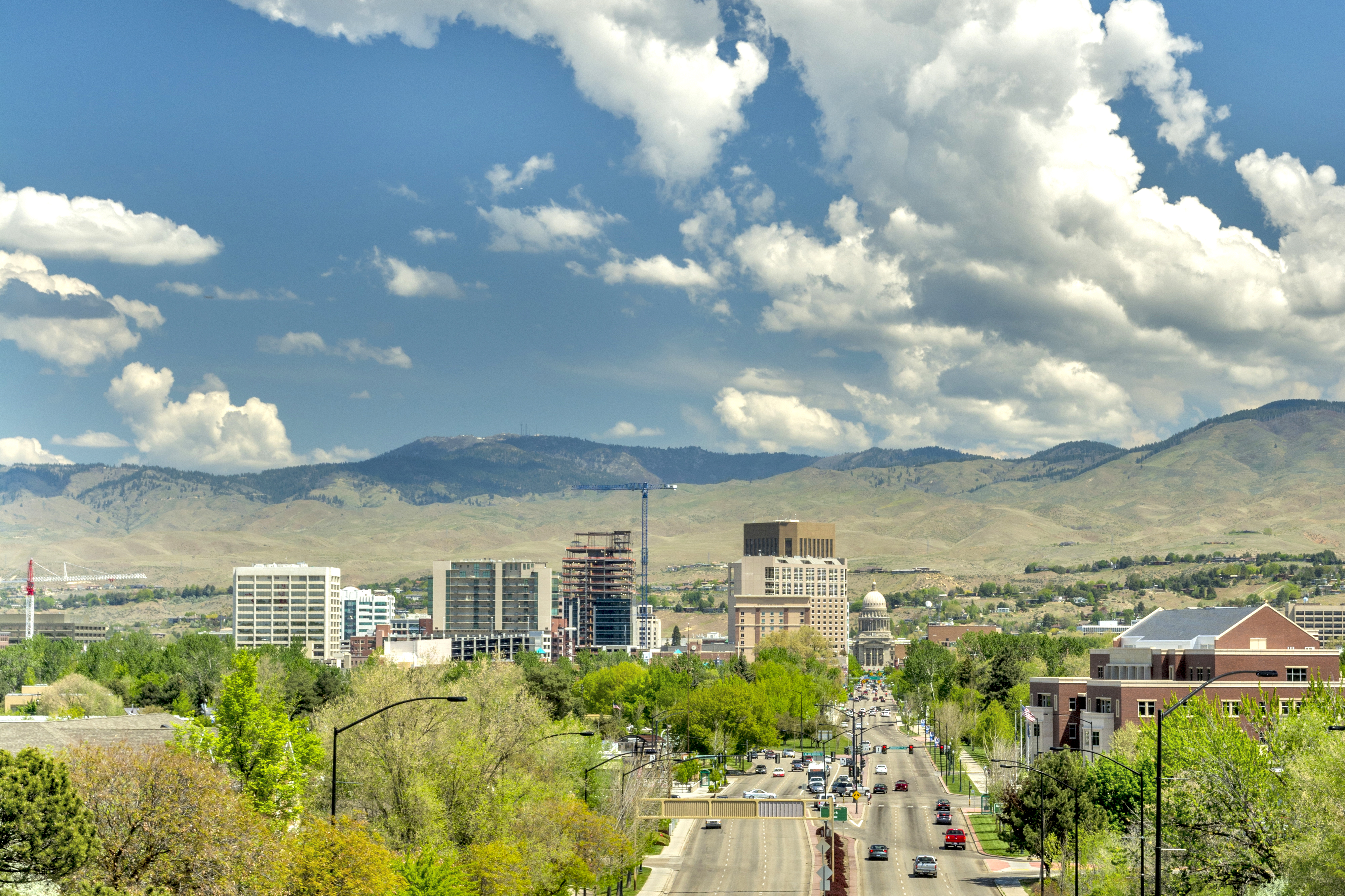 <strong>Boise, Idaho. </strong>Boise's outdoor splendors stretch as wide as the horizon, but there are plenty of cultural standouts as well, including the  75-year-old Boise Art Museum, the annual Shakespeare festival, and a vibrant Basque community, which dates to the early 1900s.