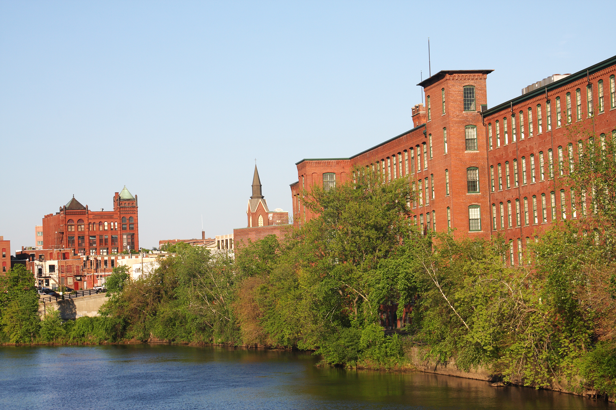 <strong>Nashua, New Hampshire. </strong>Nashua was actually the first winner of MONEY's Best Places to Live, in 1987. Today, the waterfront downtown is enjoying a renaissance.