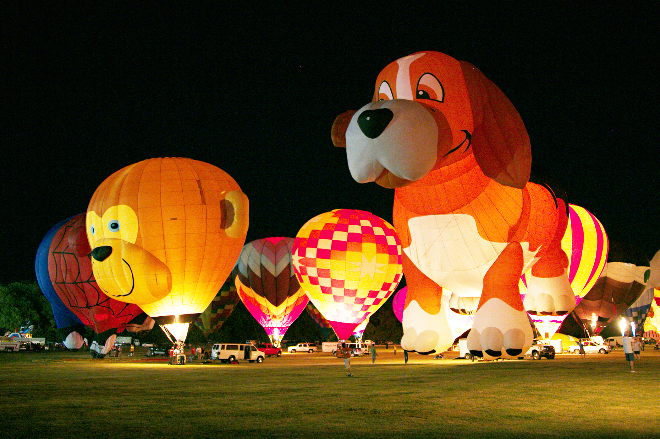 "<strong>Plano, Texas. </strong> The Plano Balloon Festival has become a signature annual event every fall. The rest of the year, Plano is known for making good on its motto—""A great place to do business,"" which has helped draw companies including J.C. Penney, Frito-Lay, and Bank of America to town."