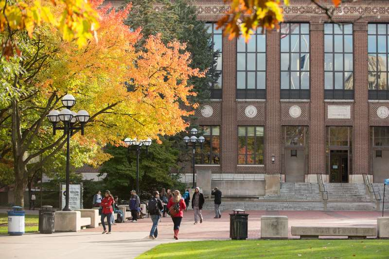 The University of Michigan is No. 2 in Money's rankings, but No. 27 in U.S. News's.