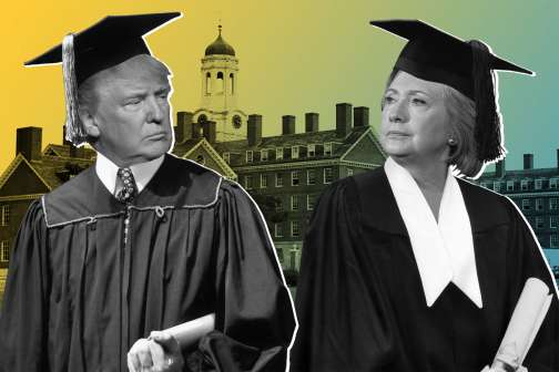 Where Hillary Clinton and Donald Trump Stand on College Affordability