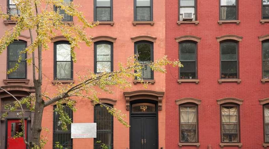 Homes in Brooklyn, New York