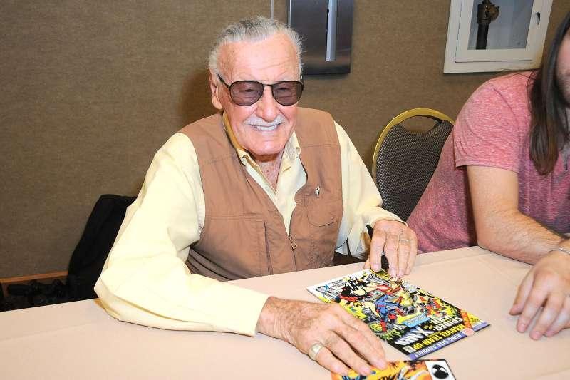 Comic Book legend Stan Lee
