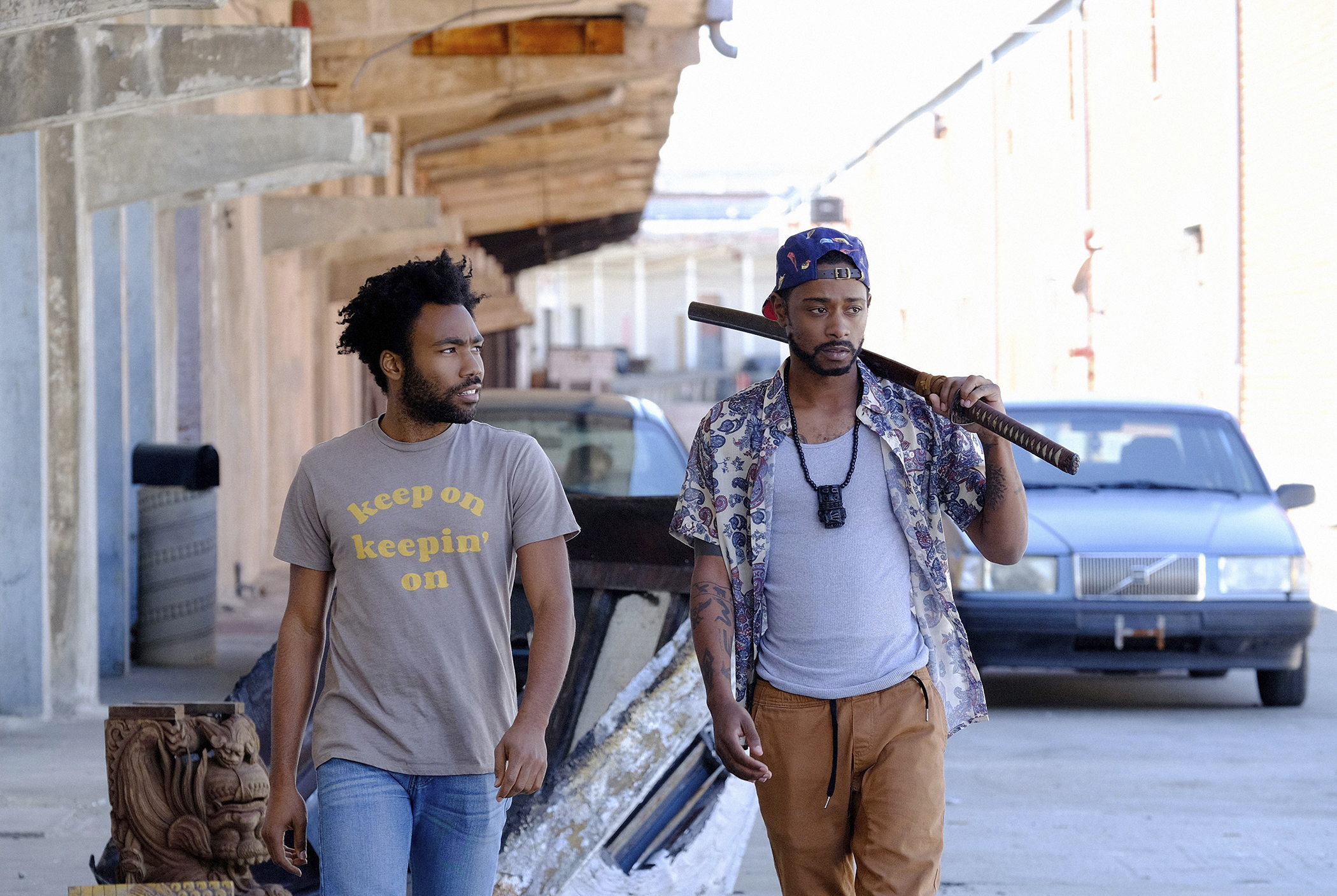 Donald Glover, Keith Standfield