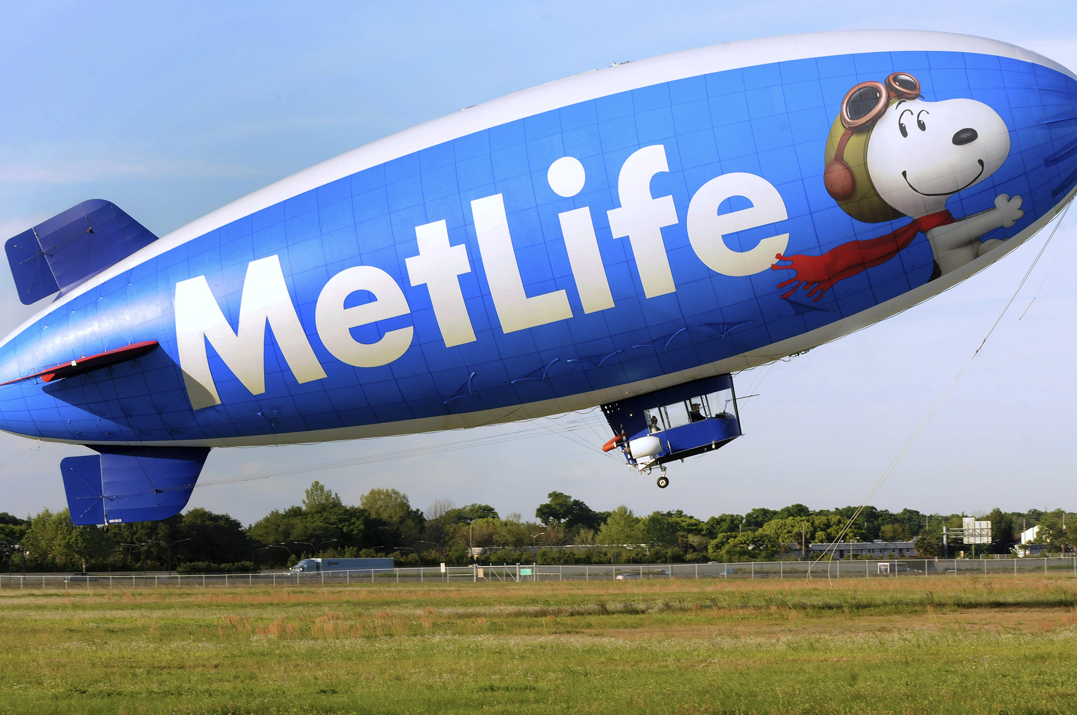 Snoopy, long the brand ambassador for Metlife, was fired by the brand Thursday.