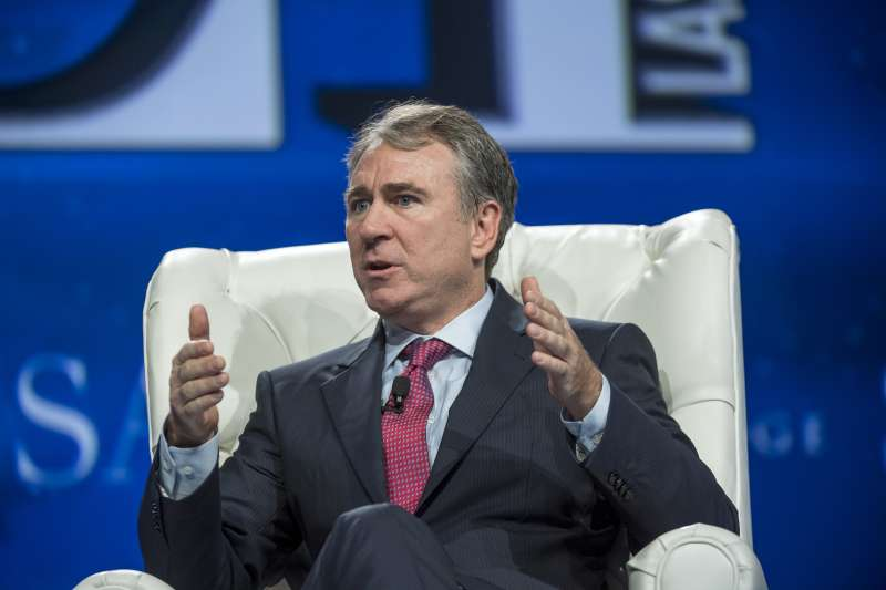 Kenneth Griffin, founder and chief executive officer of Citadel LLC