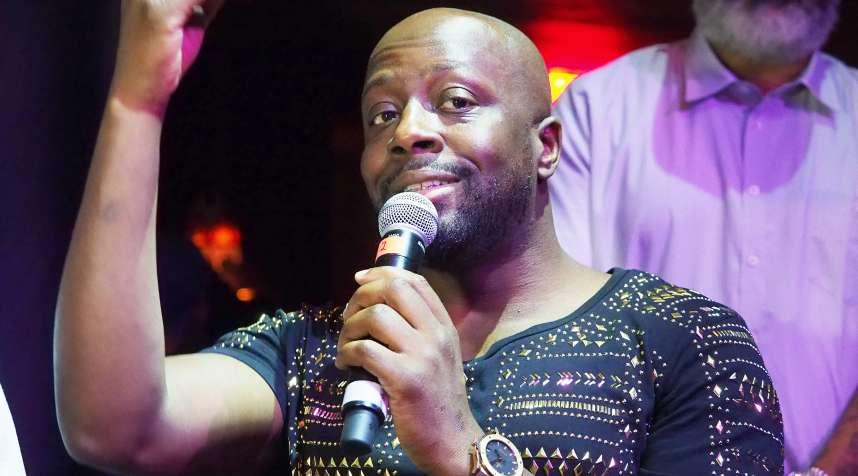 Musician Wyclef Jean