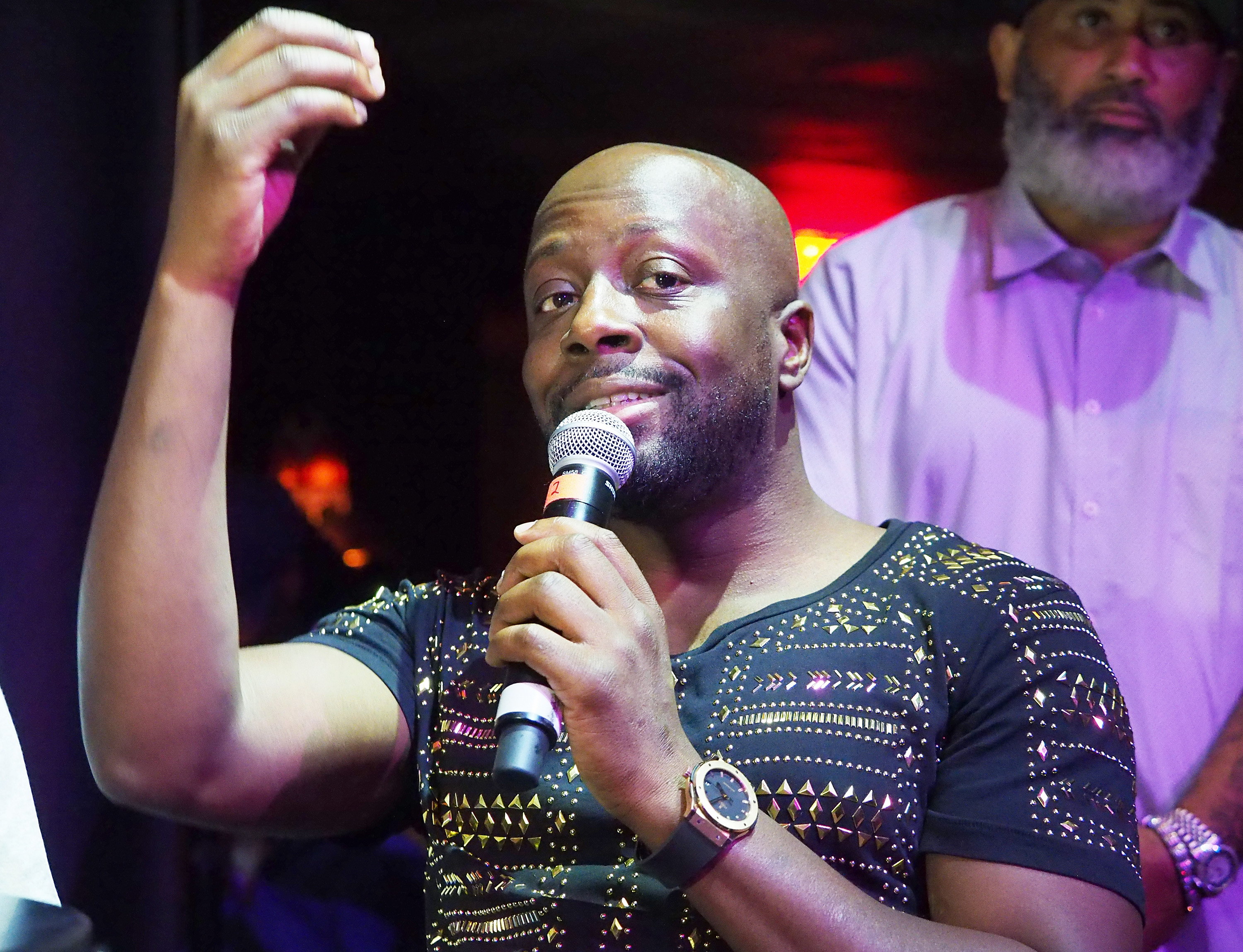 Wyclef Jean Says His Biggest Money Mistake Was Acting Like a Bank to Others