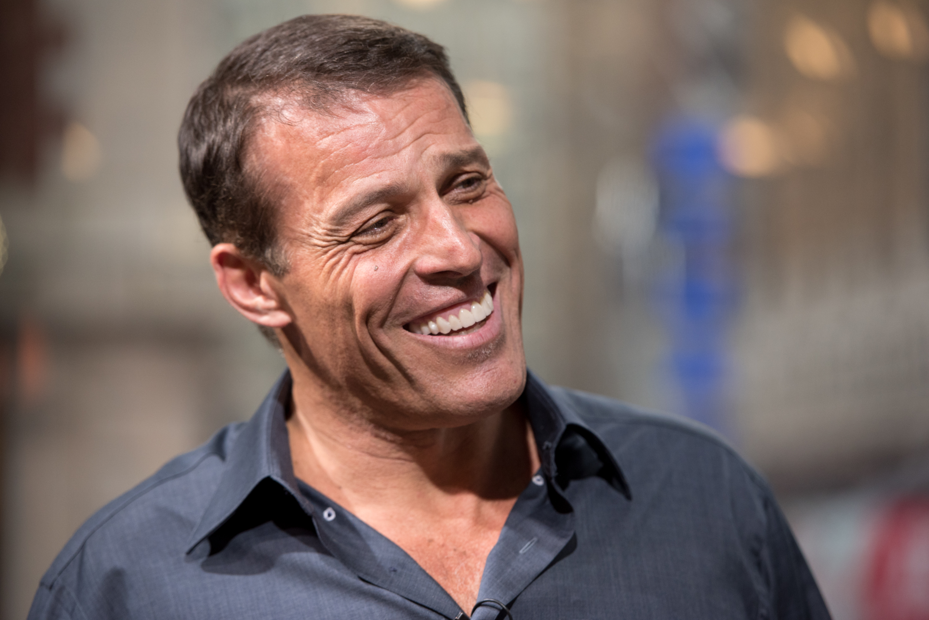 Tony Robbins' Secrets to Achieving Financial Freedom