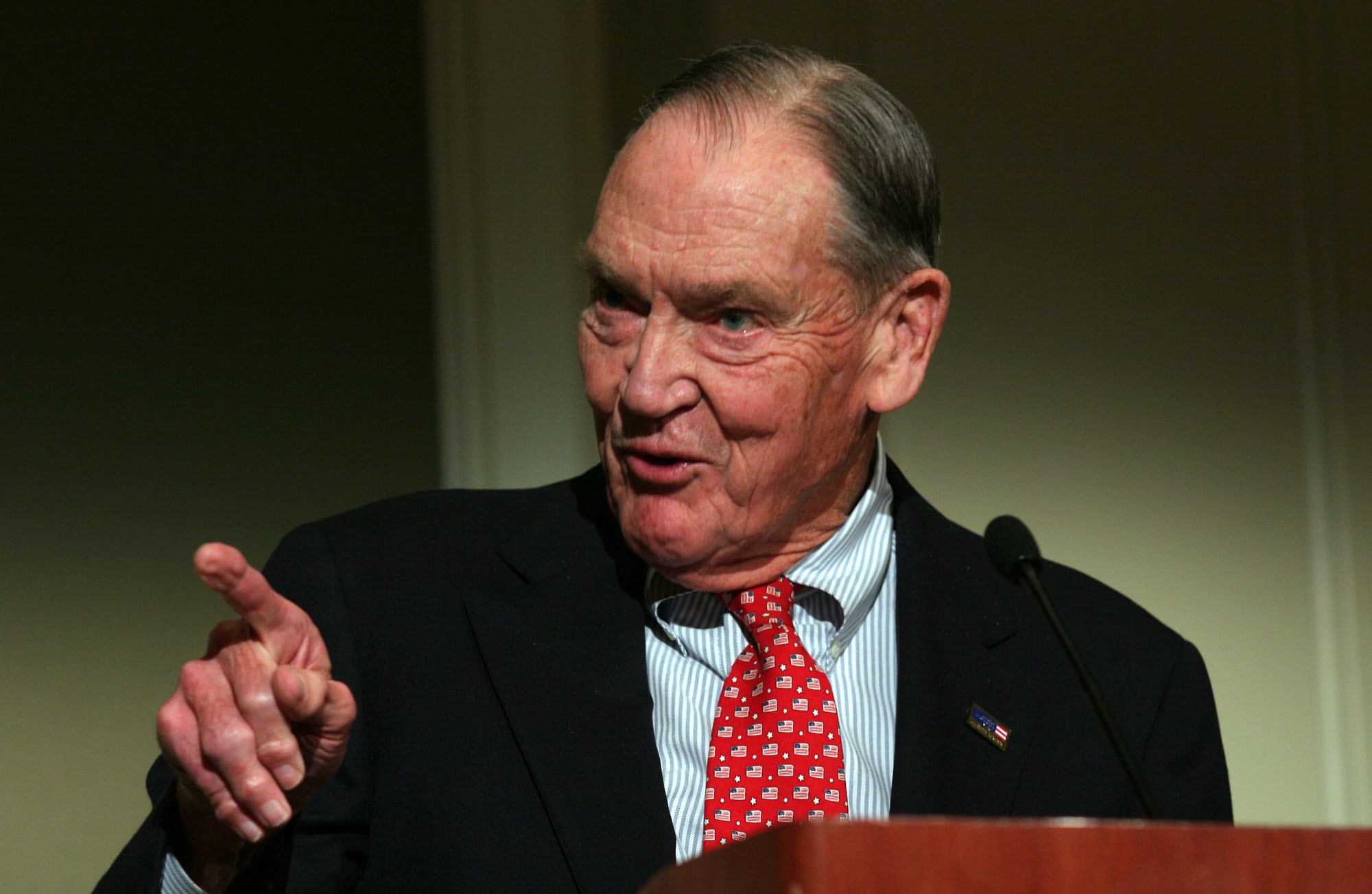 Vanguard Founder Jack Bogle Says This Was His Biggest Money Mistake