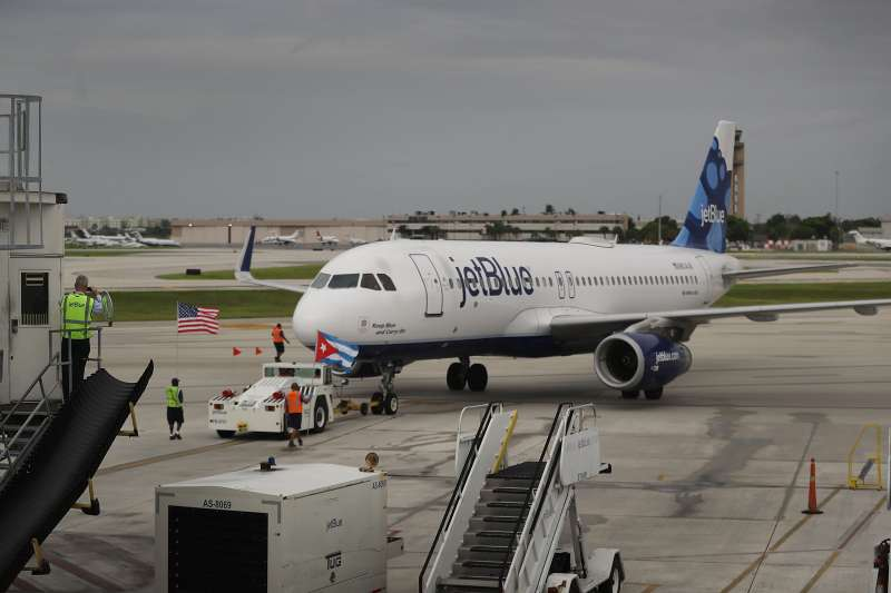 JetBlue launched commercial flights from the U.S. to Cuba in August, and a new route to Havana costs only $54.