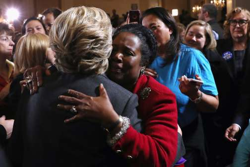 What Hillary Clinton's Loss Means for Working Women